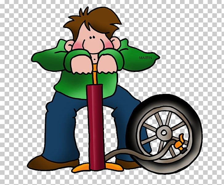 Car Bicycle Mechanic Bicycle Pumps Flat Tire PNG, Clipart.