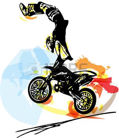 321 Desert Bike Stock Vector Illustration And Royalty Free Desert.