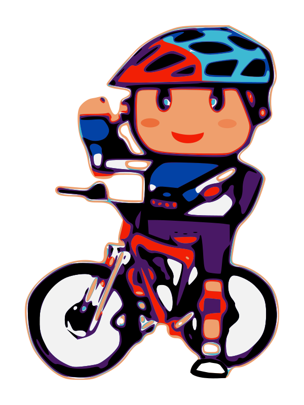 Clipart bike biker, Clipart bike biker Transparent FREE for.
