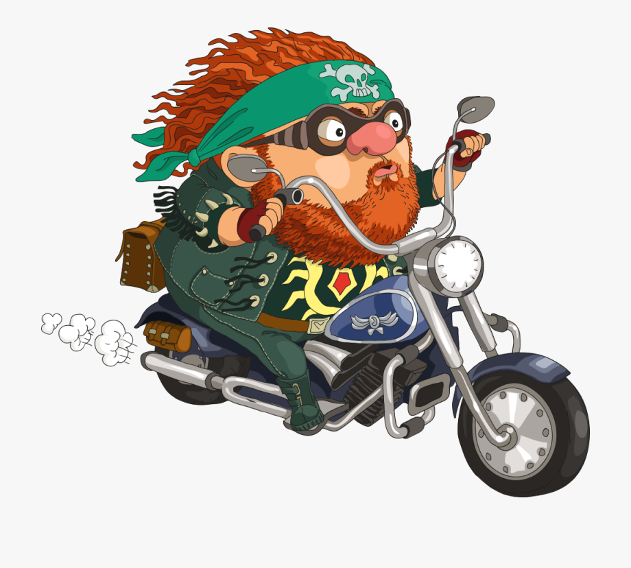 Motorcycle Clipart Thanksgiving.