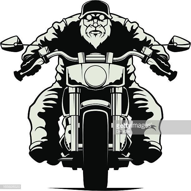 60 Top Biker Stock Illustrations, Clip art, Cartoons, & Icons.