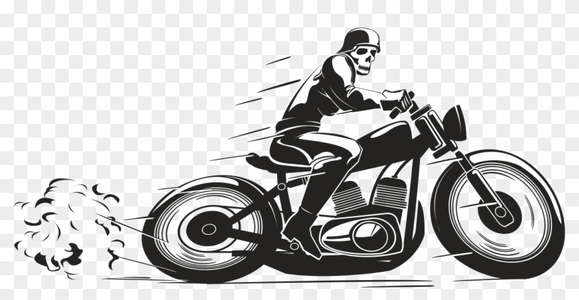 Delivery Clipart Motorcycle.