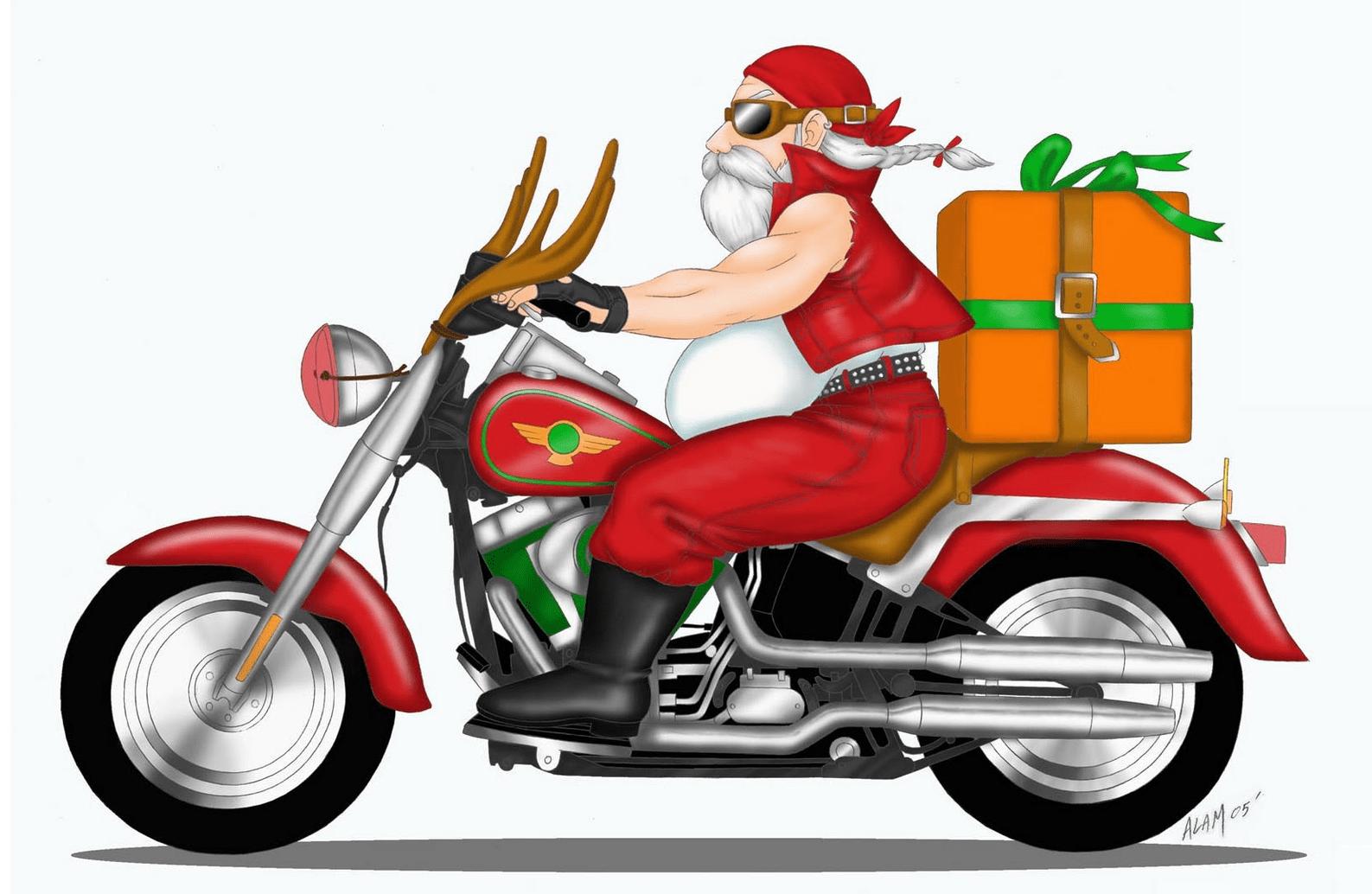 Harley Davidson Motorcycle Clipart.