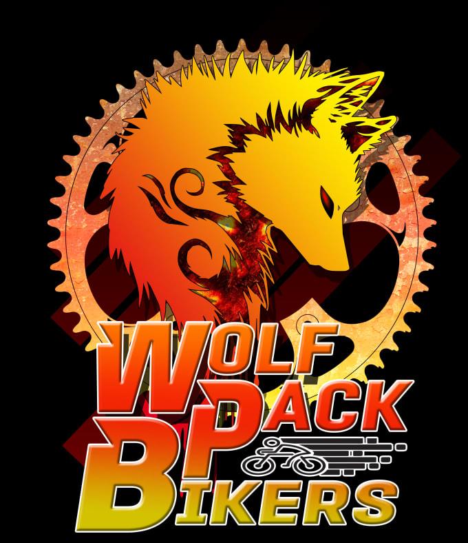 Make bikers logo design, by Musiceph.