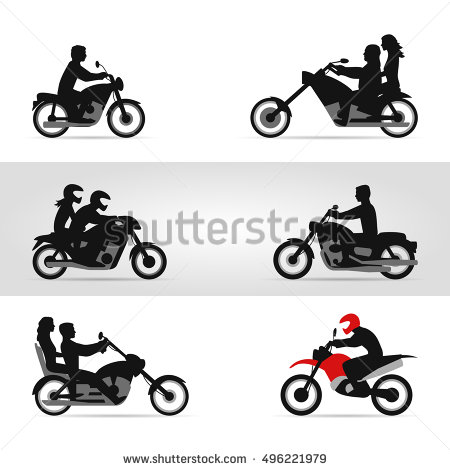 Motorcycle Clipart Stock Photos, Royalty.