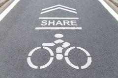 Bikeway Stock Illustrations.