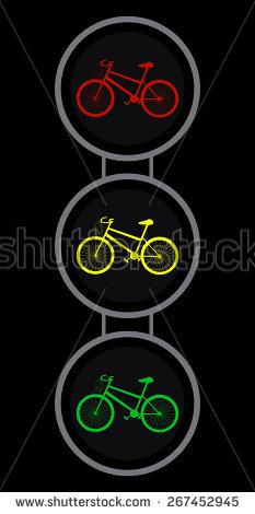 Bikeway Stock Vectors & Vector Clip Art.