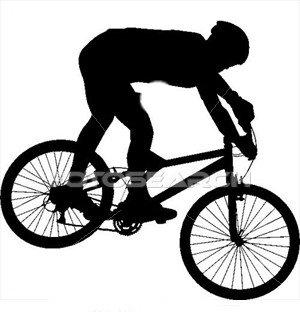Mtb bike clipart - Clipground