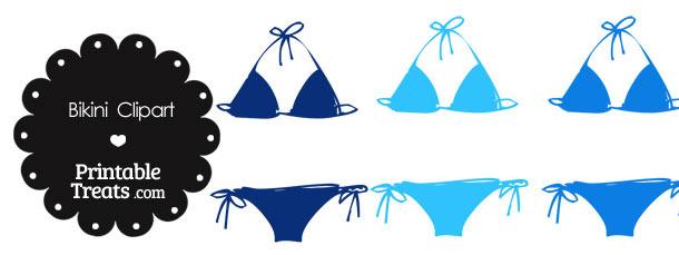 Bikini Clipart.