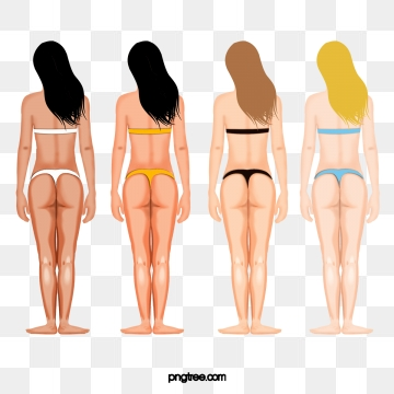 Bikini Girl Png, Vector, PSD, and Clipart With Transparent.