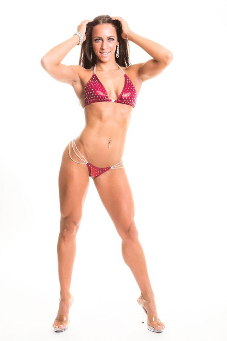 Bikini Model Png (+).
