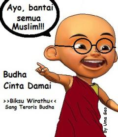 Inilah sebab kaum Budha Myanmar Leluasa Menindas Muslim Rohingya.