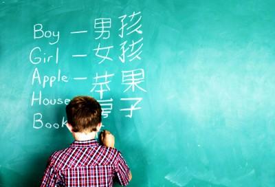 Bilingual Education Clip Art.