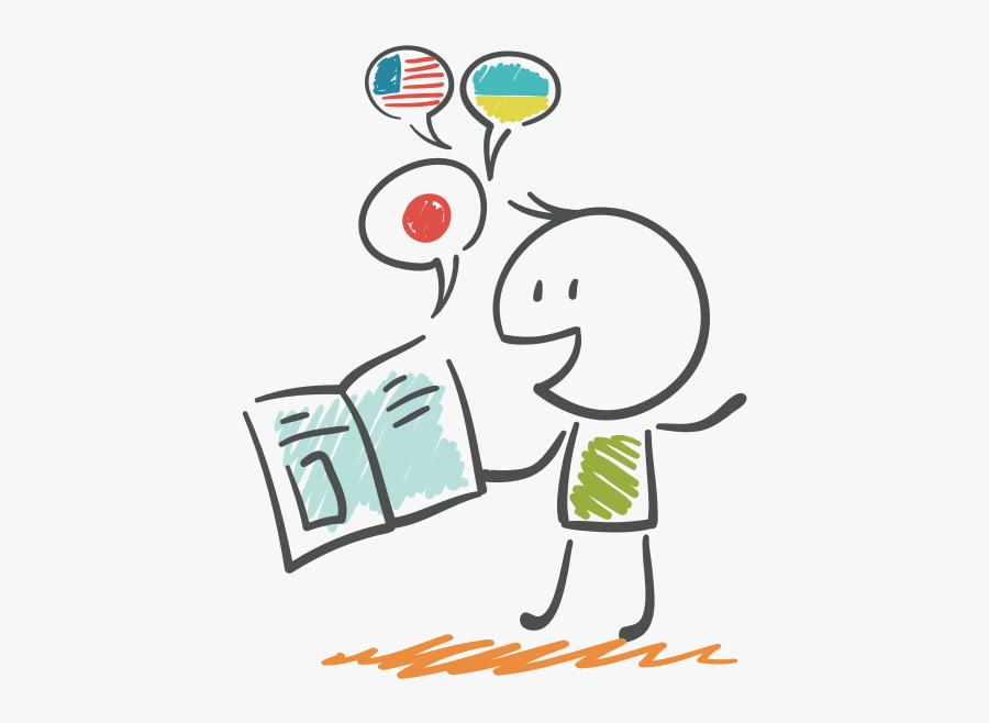 Bilingual Clipart , Free Transparent Clipart.