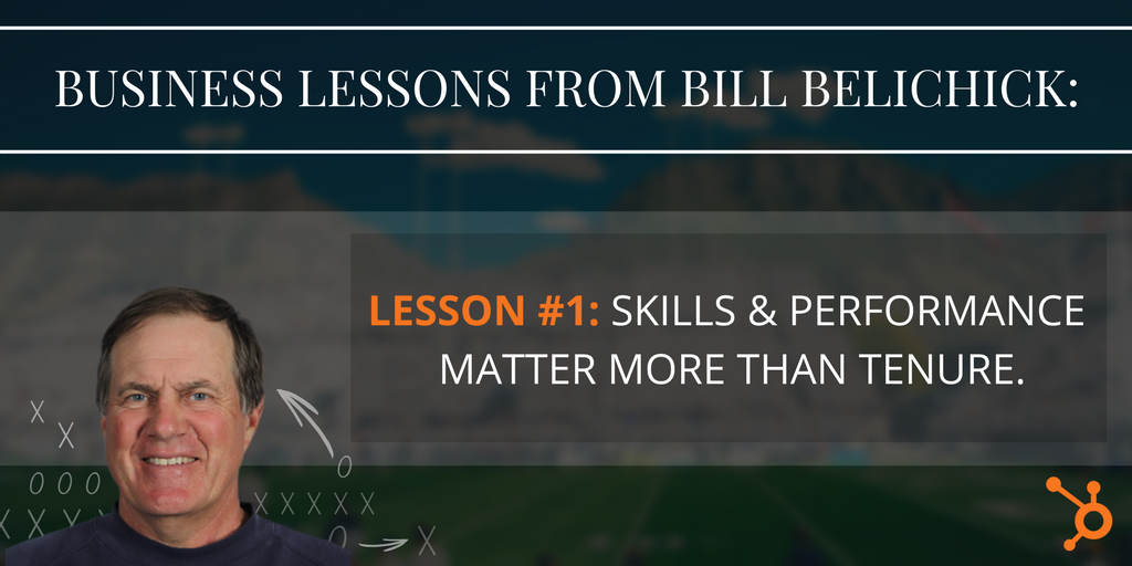 8 Timeless Business Lessons From Bill Belichick.