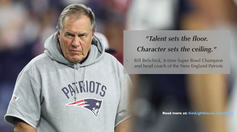 4 Lessons from Tom Brady and Bill Belichick on Leadership.