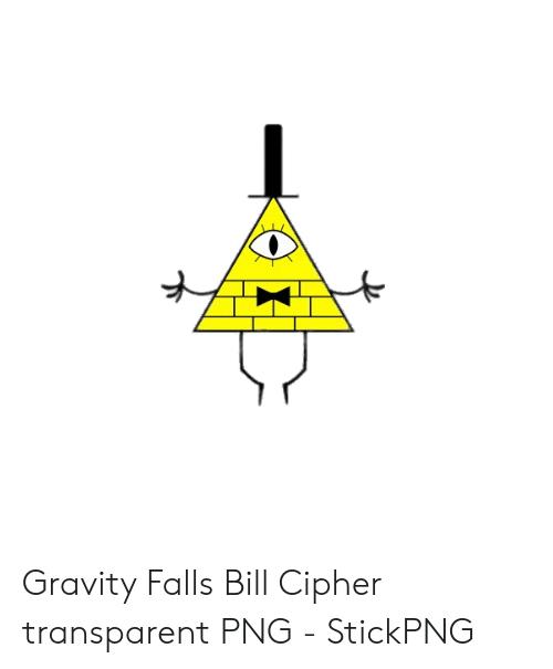 Gravity Falls Bill Cipher Transparent PNG.