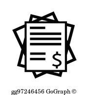 Invoice Bill Clip Art.