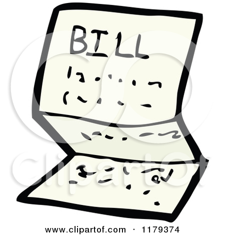 Bill Clipart Page 1.