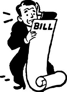 Bill clip art.
