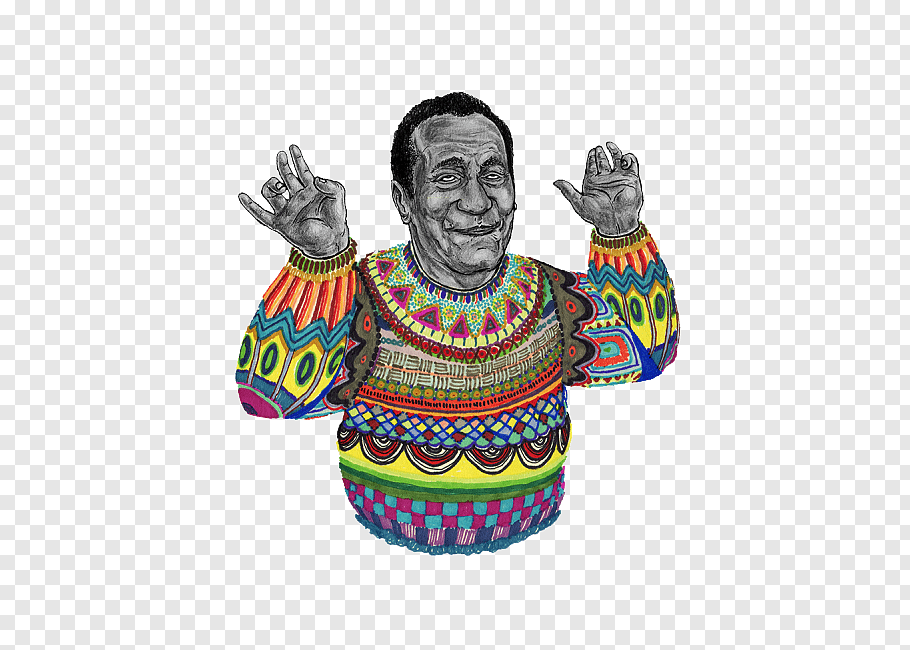 Bill Cosby cutout PNG & clipart images.