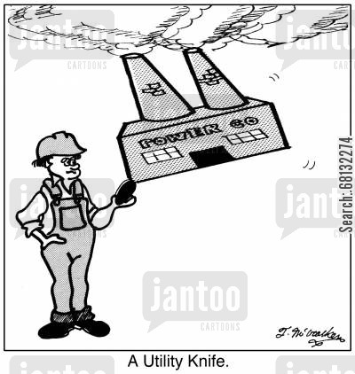 A Utility Knife..