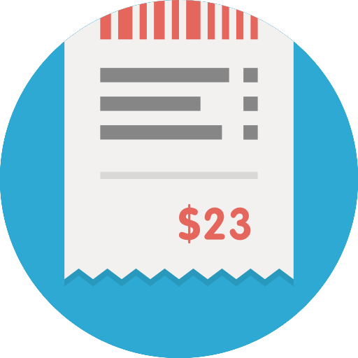 Bill Icon PNG and Vector for Free Download.