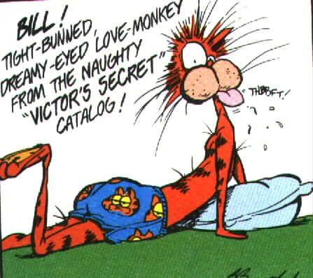 Bill The Cat.