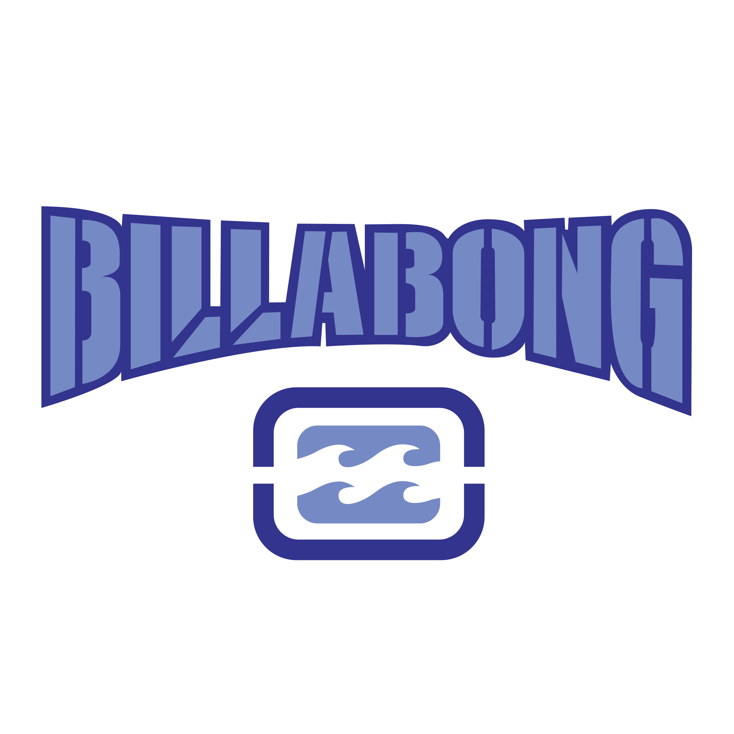 Billabong 01 Logo PNG Transparent & SVG Vector.