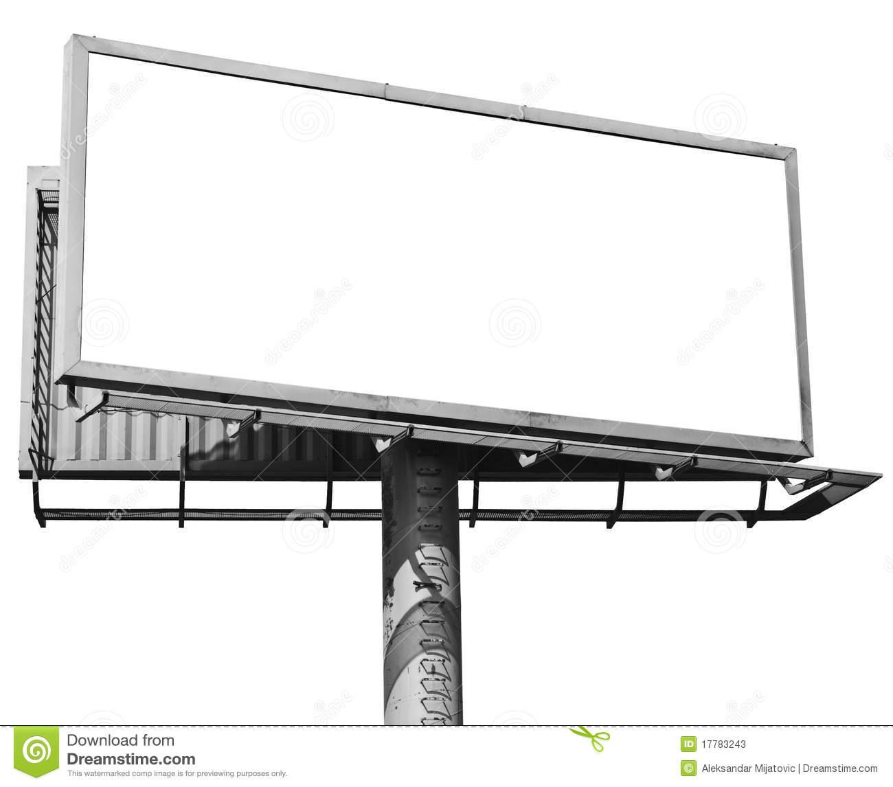 37+ Billboard Clipart.