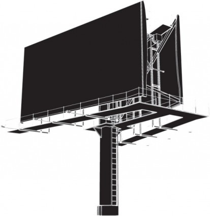 Billboard Clipart.