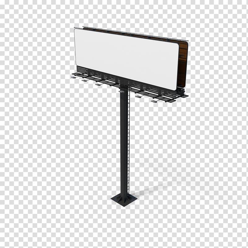 Black billboard , Advertising Billboard Icon, Substantial.
