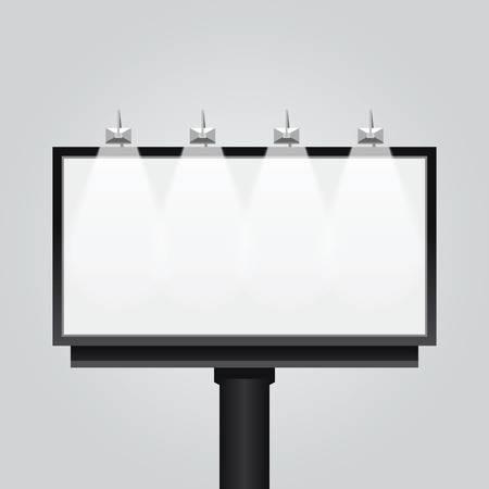 60,960 Blank Billboard Stock Vector Illustration And Royalty Free.