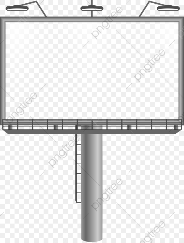Billboard On The, Clipart, Electric Light PNG Transparent Image and.