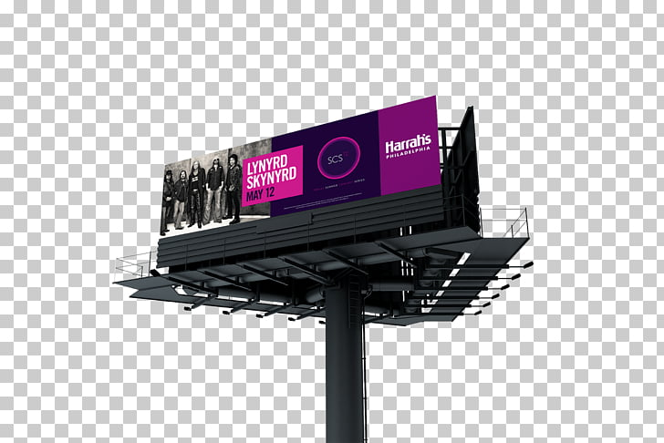 Mockup Advertising Billboard, Billboard Designs PNG clipart.