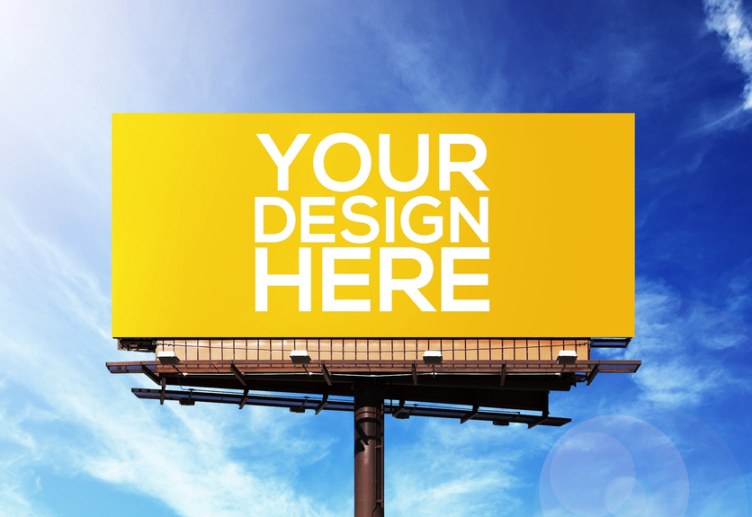 35+ Outdoor Advertising / Billboard Signage PSD Mockup Templates.