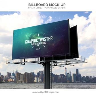 Billboard Vectors, Photos and PSD files.