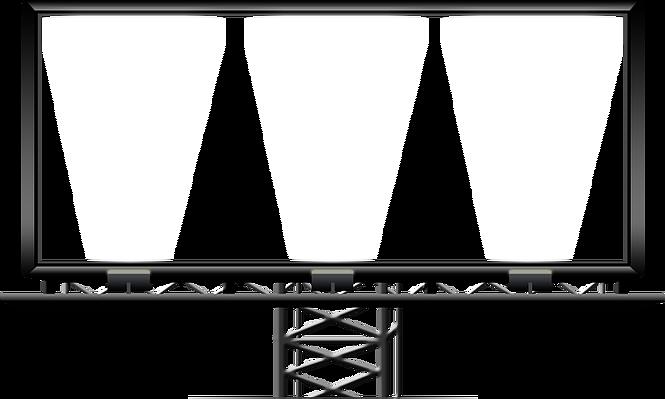 Download Outdoor Billboard PNG Transparent Image For Designing Use.