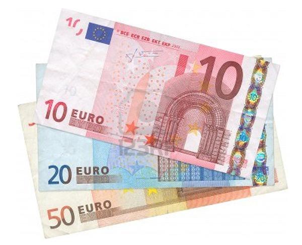 Billet Euro Png Vector, Clipart, PSD.