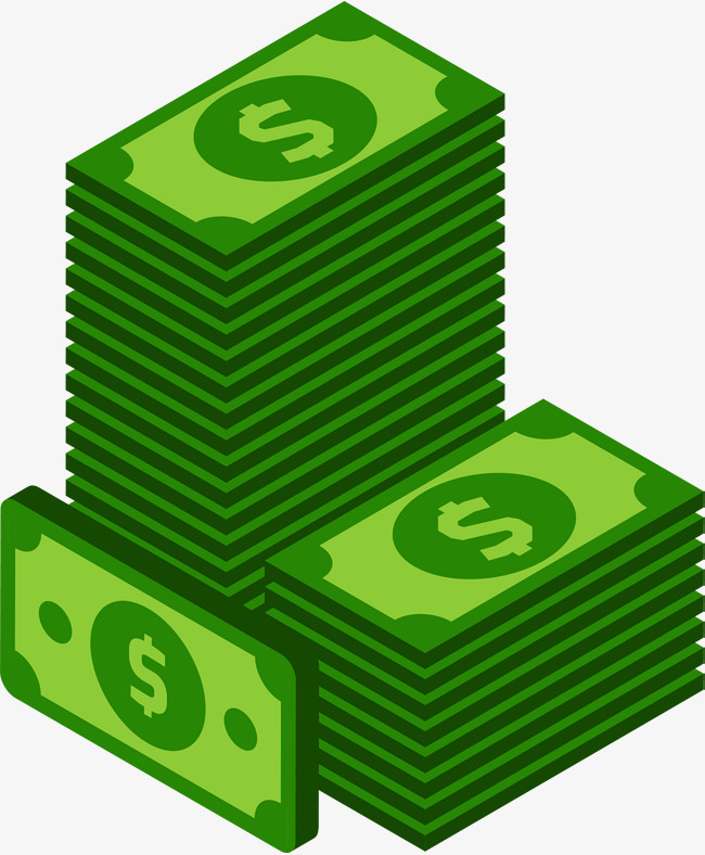 Banknote Clipart.