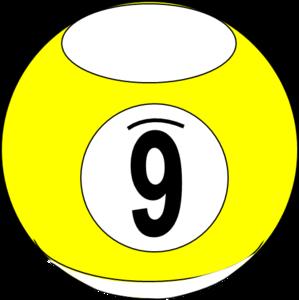 Billiard Ball 7.