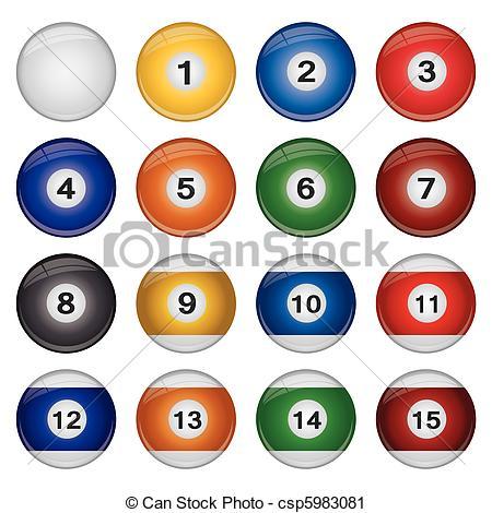 Billiard balls Stock Illustrations. 4,711 Billiard balls clip art.