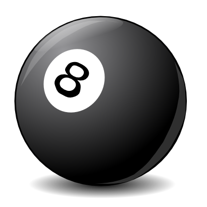 Billiards Ball Clipart.