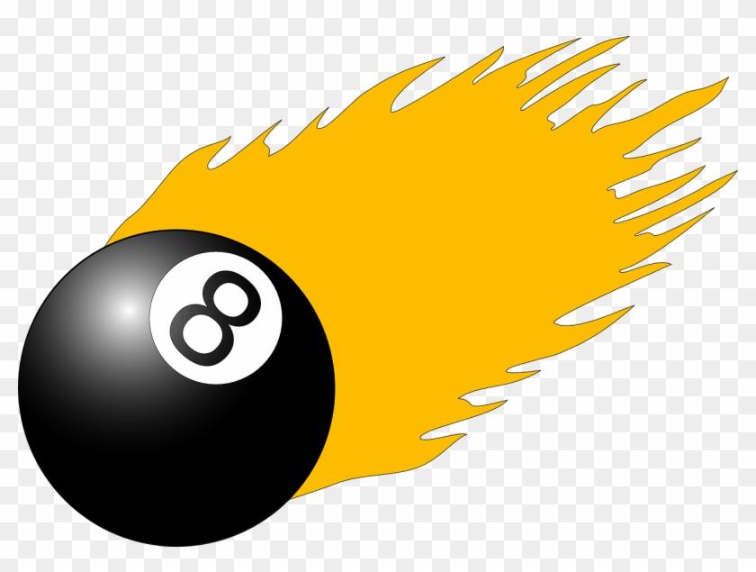 Pool Ball Clip Art, HD Png Download.