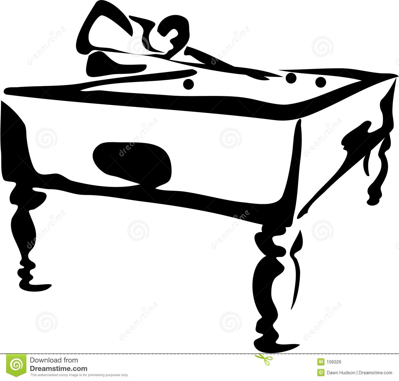 Billiards clipart black and white, Billiards black and white.