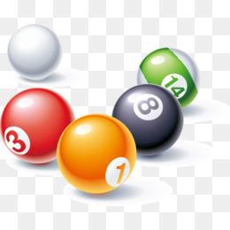 Billiards Png Vector M.