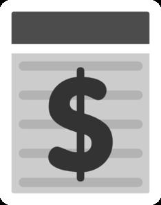 Dollar Clip Art at Clker.com.