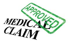 Medical billing clipart.