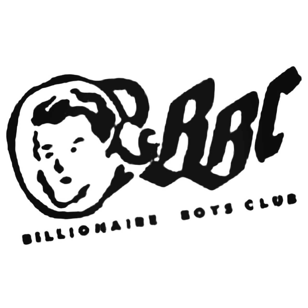 Billionaire Boys Club S Decal Sticker.