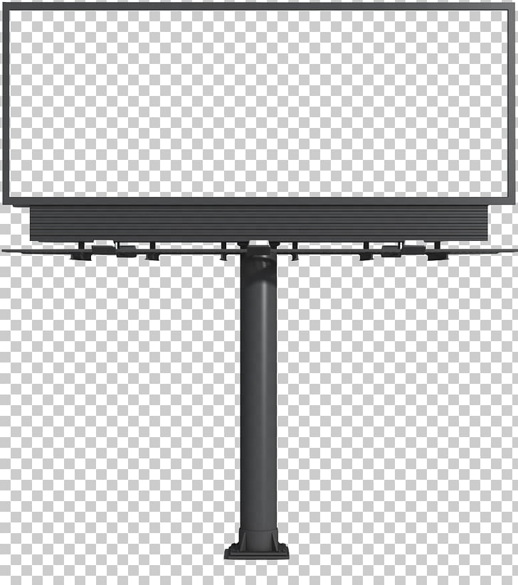 Digital billboard Advertising , billboard, rectangular black.